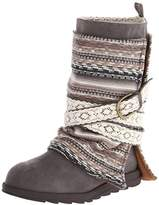 Muk Luks Women's Nikki Grey Fashion Boot