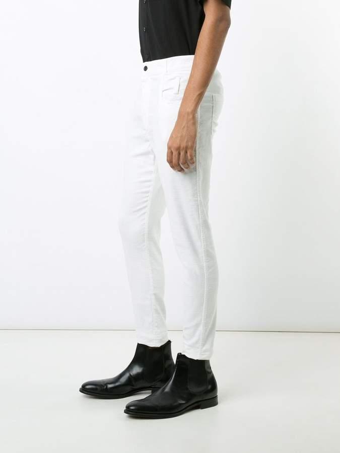 Haider Ackermann slim-fit trousers