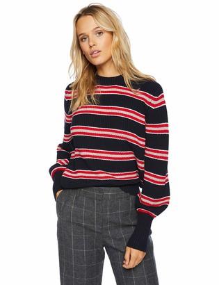 The Fifth Label Women's Defense Crew Neck Stripe Knit