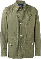 Jacob Cohen shirt jacket - men - Cotton/Polyamide/Polyester - 50
