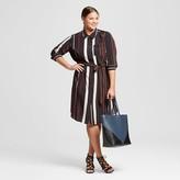 Women's Plus Size Pajama Shift Dress - Who What Wear