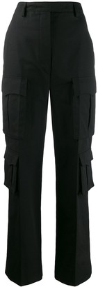 Prada side pocket cargo trousers