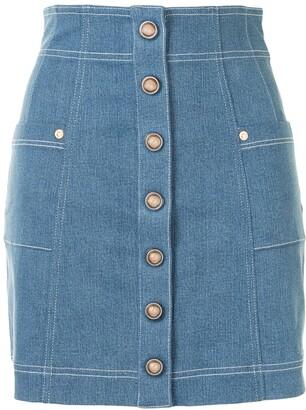 Alice McCall Woodstock mini skirt