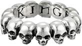 King Baby Studio Skull Infinity Ring Ring