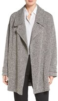 BOSS Women's 'Cirama' Oversize Notch Collar Coat