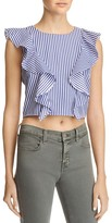 Lucy Paris Terri Ruffle Top - 100% Exclusive
