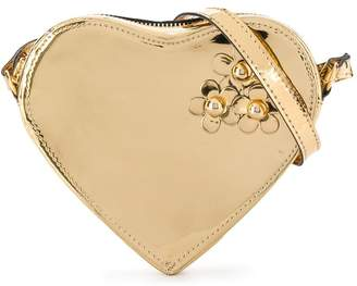 Little Marc Jacobs heart shaped shoulder bag