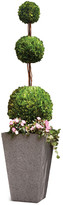 Napa Home And Garden 96In Triple Ball Topiary
