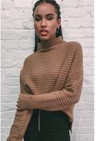 Garage Funnel Neck Sweater