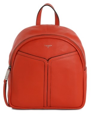 Tahari Courtney Leather Mini Backpack