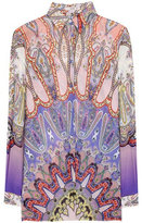 Etro Patterned blouse