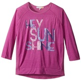 C&C California Kids - Graphic Long Sleeve Top Girl's Clothing