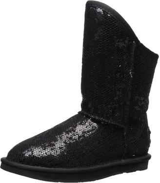 Australia Luxe Collective Women's Cozy Short Sequin Boot