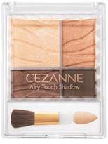 Cezanne Make Up Airy Touch Eye Shadow - Beige