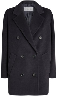 Max Mara Origano Double-Breasted Coat