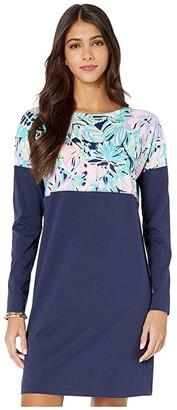 Lilly Pulitzer Finn Dress (Multi Bermudaful) Women's Clothing
