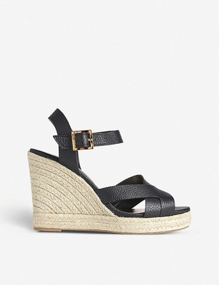 Ted Baker Sellana strappy espadrille wedge sandals