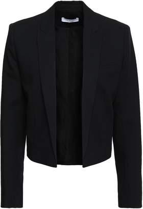 IRO Trenita Cropped Wool-twill Blazer