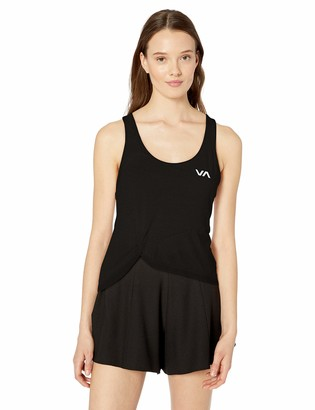 RVCA Womens WARP Athlectic Tank TOP