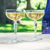 Cathy's Concepts Cathys concepts 2-pc. Coupe Champagne Glass Set