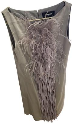DSQUARED2 Purple Cotton Dresses