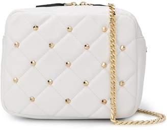 La Carrie diamond quilt crossbody bag
