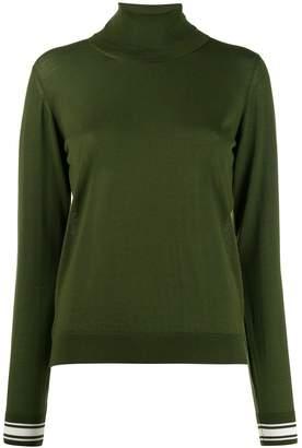 Golden Goose Ajisai turtle neck knitted jumper