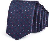 BOSS Diamond Dot Skinny Tie