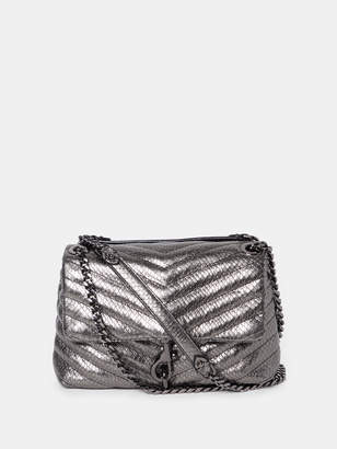 Rebecca Minkoff Edie Quilted Leather Crossbody Bag