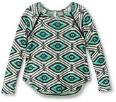Xhilaration Girls' Lightweight Sweater