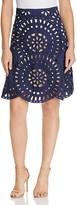 Kas Falvia Cutout Skirt