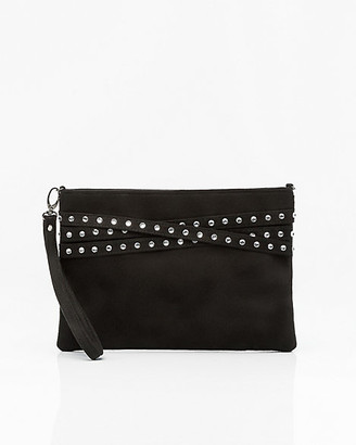 Le Château Jewelled Pouch with Crossbody Strap