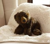 Pottery Barn Kids Grizzly Bear Plush
