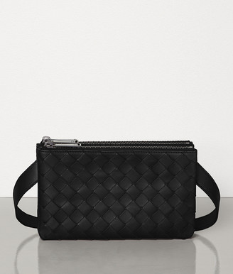 Bottega Veneta MINI MESSENGER IN INTRECCIATO VN