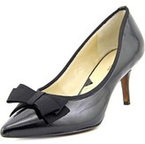 Adrienne Vittadini Selby Women Pointed Toe Patent Leather Heels.