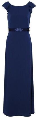 Chi Chi Maxi Ruffle Sleeveless Dress