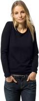 Tommy Hilfiger Wool Scoopneck Sweater