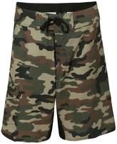 Burnside B9371 - Camo-Diamond Dobby Board Shorts