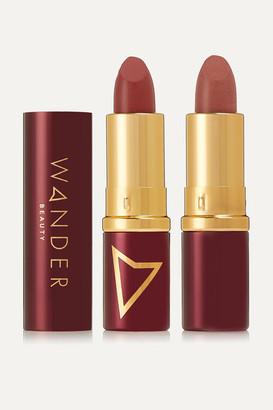 Wander Beauty Wanderout Dual Lipstick - Front Row/ Socialite