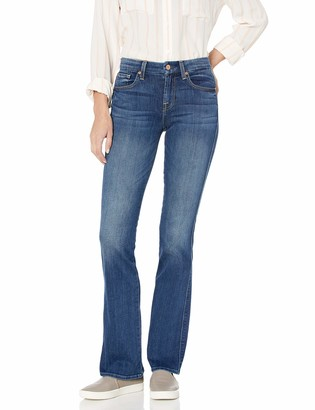 7 For All Mankind 7 1035 Women's Bootcut Jean