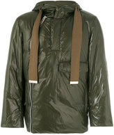 Miharayasuhiro military padded jacket