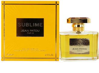 Jean Patou 2.5Oz Sublime Eau De Parfum Spray