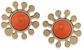 Trina Turk Indian Canyon Flower Stud Earrings