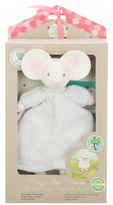 NEW Meiya and Alvin Meiya the Mouse Soft Rattle Toy
