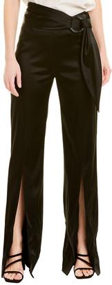 Jonathan Simkhai Tie-Front Pant