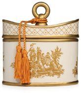 Seda France Seda FranceTM Sicilian Tangerine Classic Toile 2-Wick Candle in Ceramic Container