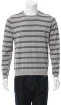 Rag & Bone Striped Crew Neck Sweater