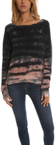 Pam & Gela Inside Out Horizon Sweatshirt