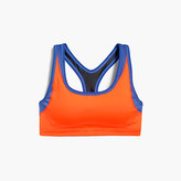 New Balance for J.Crew colorblock sports bra