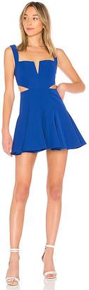 superdown Wendy Fit & Flare Dress